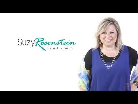 Suzy Rosenstein - The Mid Life Coach | Midlife Crisis | Career ...