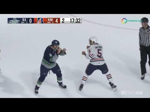 Tyrel Bauer vs. Montana Onyebuchi