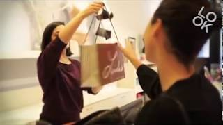 Bra Shopping at Linda's with Look TV's Victoria Floethe