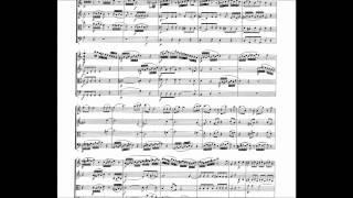 Dissonanzen Quartett (I)(Mozart)