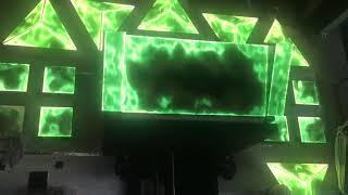 LED オブジェdemo