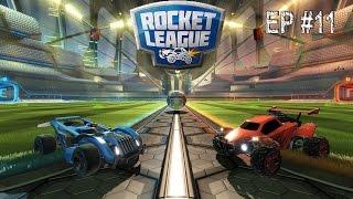 Rocket League | Andy & Bercea Vs Max & Pink | Ep #11