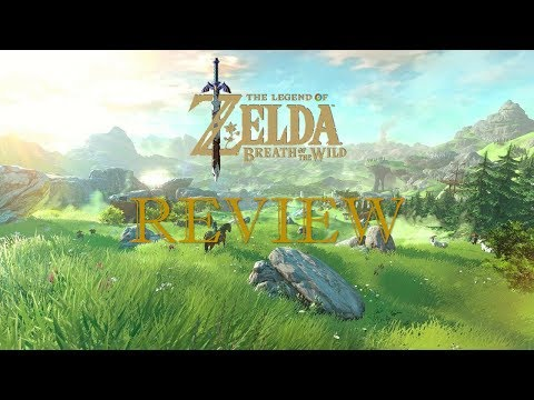 Is Zelda: Breath of the Wild the best game ever? video thumbnail
