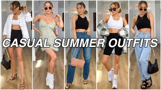 Casual Summer Outfits 2020 | YesHipolito