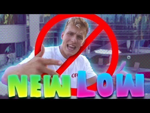 Jake Paul has hit a new low (It's Everyday Bro)