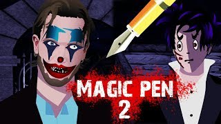 Magic Pen 2 | Horror story Animated | Hindi Kahaniya by TAF