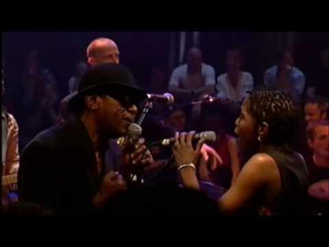 Leon Ware & Carleen Anderson - Inside My Love (Live in Amsterdam, 2001)