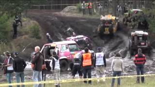 preview picture of video '20. Rallye Breslau Prolog Lausitzring 2013'