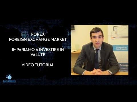 Il mercato del forex