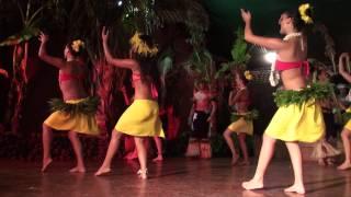 イースター島ラパヌイダンス