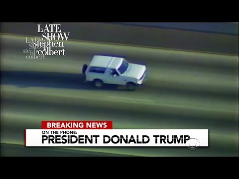 Breaking: Trump And Bannon's High-Speed Getaway