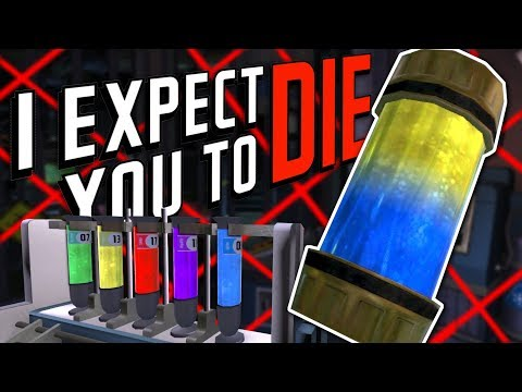 ANTI-VIRUS CHEMISTRY - I Expect You To Die (VR) #2 (видео)