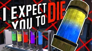 ANTI-VIRUS CHEMISTRY - I Expect You To Die (VR) #2