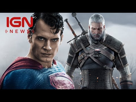 Henry Cavill Wants to Play Geralt in Netflix's Adaptation of The Witcher