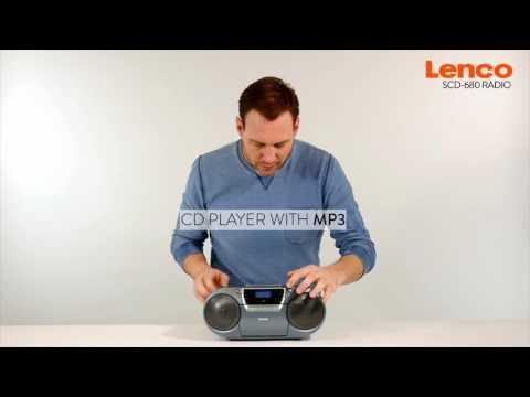 Lenco SCD-680 (FM, DAB+)