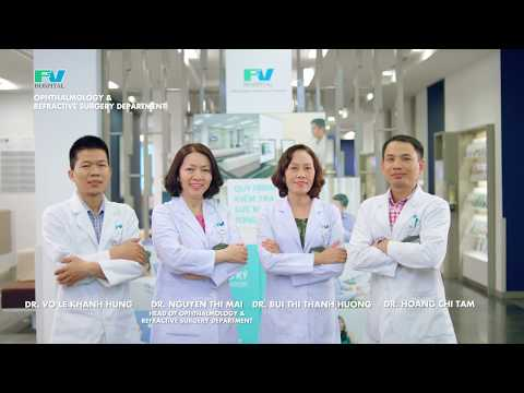 Ophthalmology & Refractive surgery Department – FV Hospital