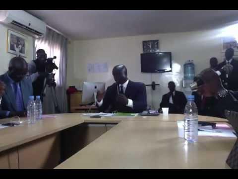 L' ex Premier Ministre IDY SECK sur le bilan de Macky Sall (Les fonds Politiques)