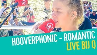 Hooverphonic   Romantic | Live Bij Q