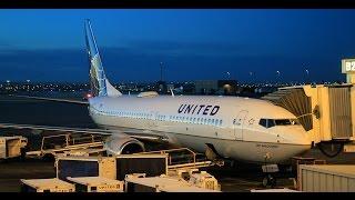 Arriving DEN UA #264 737-800 UA N77518 31 Dec 2106