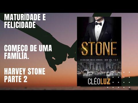 HARVEY STONE- RECOMEÇO DE TUDO./ PARTE 2