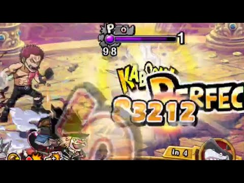 OPTC | Smoothie Colosseum Playthrough | V2 Katakuri Team