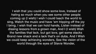 Hope Twista W Lyrics
