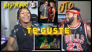 Jennifer Lopez & Bad Bunny - Te Guste    Music      Fvo Reaction