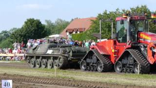 preview picture of video 'Traktorpulling Notzing 2012 Jaguar Panzer gegen CASE Steiger STX 440'
