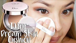 NEW Dior Capture Totale Dream Skin Perfect Skin Cushion Review | First Impressions