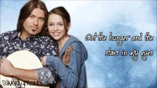 Billy Ray Cyrus - Ready, Set, Don't Go (ft. Miley Cyrus) - Lyrics