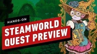 SteamWorld Quest Hands-On Preview