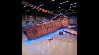 Титаник  Экспедиция к Титанику HD