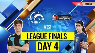[EN] PMWL WEST - League Finals Day 4   PUBG MOBILE World League Season Zero (2020)