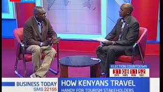How to go to the amazing travel destinations in Kenya
