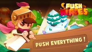 Push Heroes [Android/iOS] Gameplay ᴴᴰ