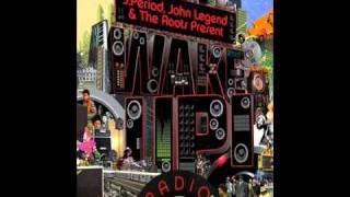 In the Ghetto (Wake Up!) f. Black Thought, Rakim & John Legend