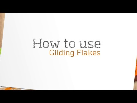 Tonic - Nuvo Gilding Flakes, Sunkissed Copper, 200 ml