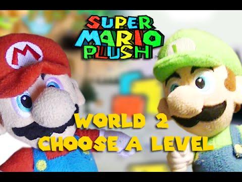 Why Yoshi can't enter the castle plush version - смотреть