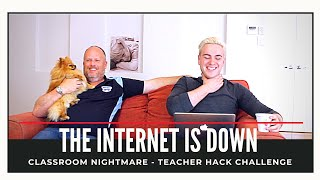 Internet is Down! - How to handle the danger