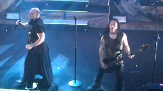 Disturbed calls out the girl next to me :)