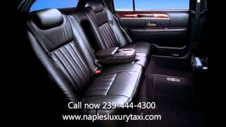 Taxi Naple FL   Venderbilt Beach   Golden Gate 239-352-3333