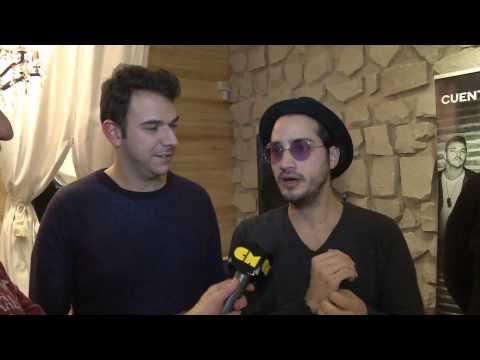 Cuentos Borgeanos video Entrevista  Esto es amor - Presentación Julio 2015