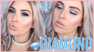 Gemstone Series 💎 Hair & Makeup! ✨💕 DIAMOND!