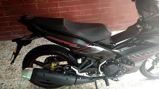 Yamaha 150 Mxi videos