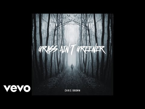 Chris Brown - Grass Ain't Greener (Official Audio)