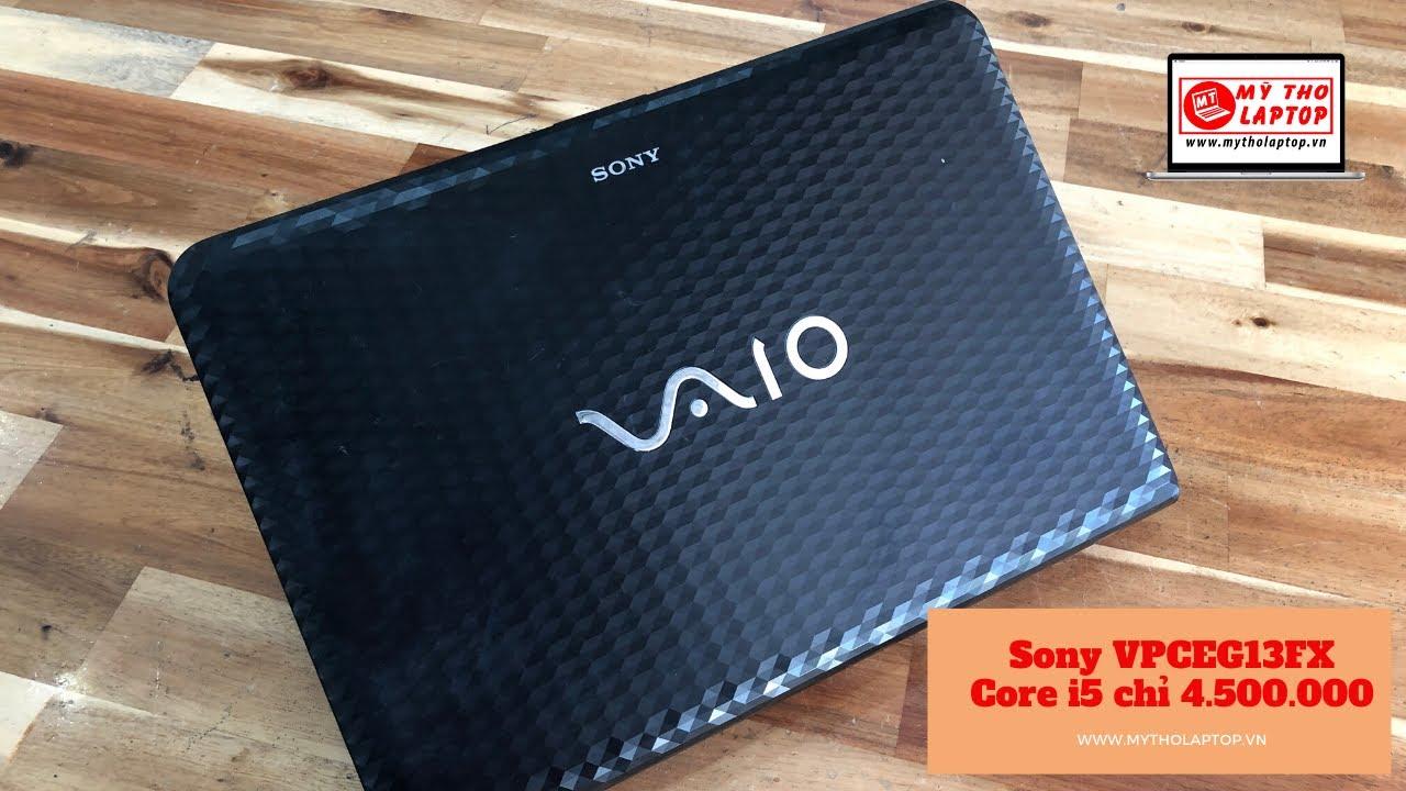 Sony Vaio VPCEG13FX Core i5 chỉ có 4.500.000