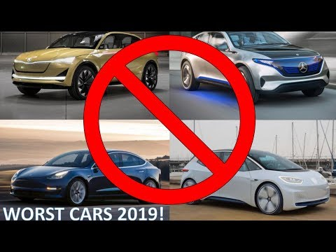 Top 8 WORST Cars Of 2019 - DO NOT BUY THEM