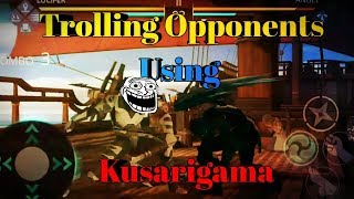 Shadow Fight 3 : Trolling Opponents Using Kusarigama, INDEPENDENCE DAY SPECIAL