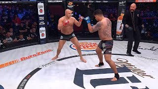 FEDOR VS FRANK MIR KNOCKOUT VIDEO HIGHLIGHTS- BELLATOR 198 HIGHLIGHTS