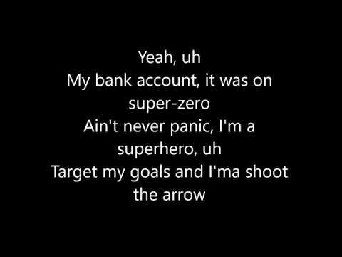 Meek Mill feat. Justin Timberlake - Believe (Lyrics)
